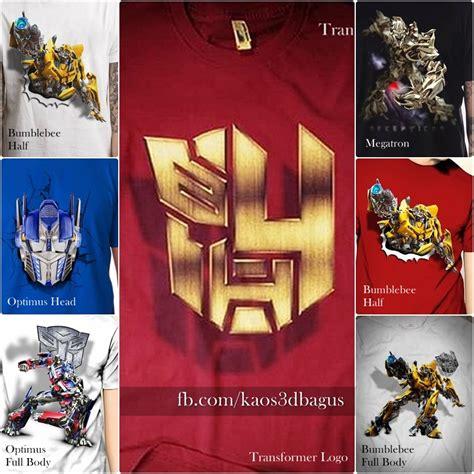 Kaos Lengan Panjang Transformers Age Of Extinction 2 Lpg Afh81 megatron kaos 3d bagus