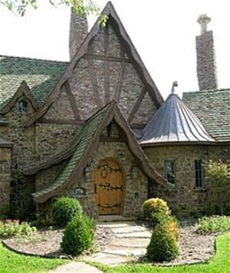 fairy tale cottage house plans storybook homes on pinterest storybook cottage castle