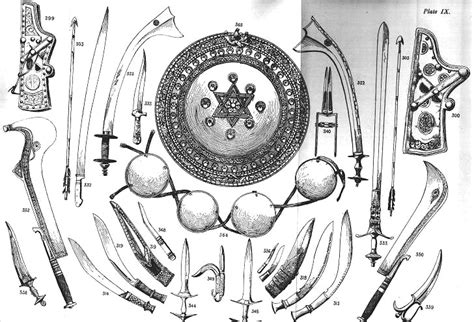 2 rajput arms and armour the rathores and their armoury at jodhpur fort books identifying and collecting the nepalese kukri