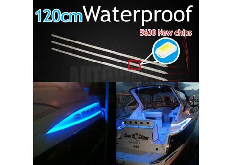led boat light strips boat led 3pcs 120cm smd5630 boat led