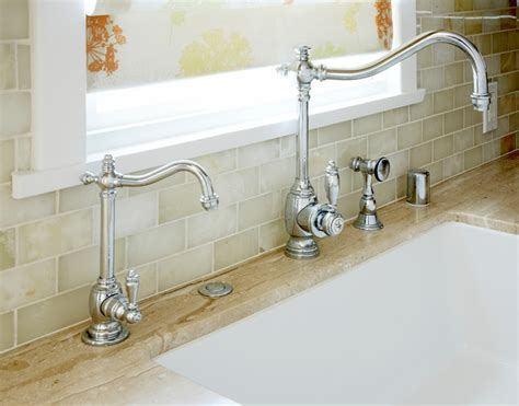 Kitchen Faucets Los Angeles by Hermosa Traditional Kitchen Faucets Los
