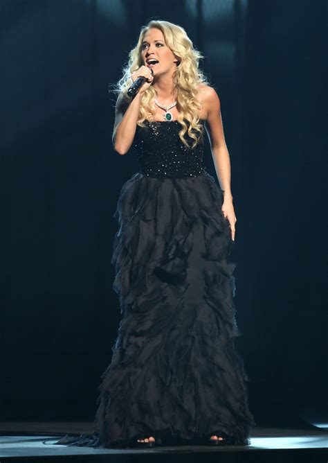 Thursday Three Bridget Meet Carrie by Carrie Underwood Evening Dress Carrie Underwood Looks