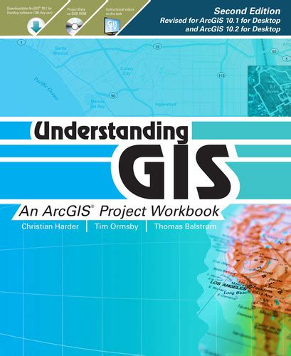 arcgis tutorial workbook esri press workbook details project approach to gis analysis