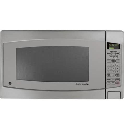 Best Buy Microwave Countertop by Jes2251sj Ge Profile Series 2 2 Cu Ft Capacity