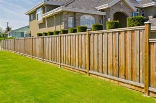 Backyard Maintenance Fence Styles And Designs For Backyard Front Yard Images