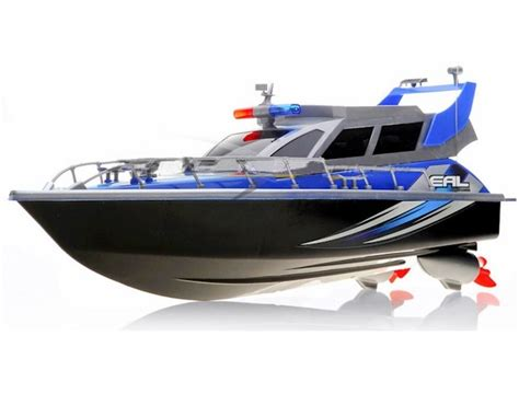 rc boats that shoot 1 20 police patrol cruiser rc boat electric remote control