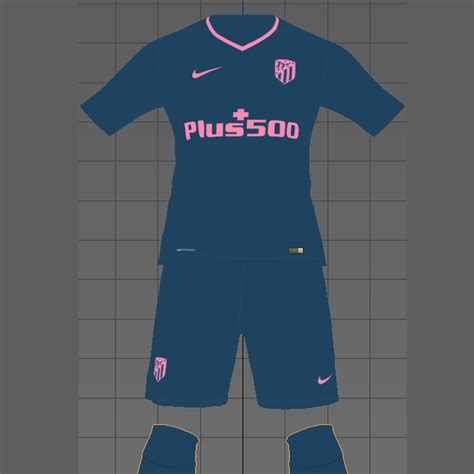 Celana Atletico Madrid 3rd 17 18 the worst third kit 17 18 top 10