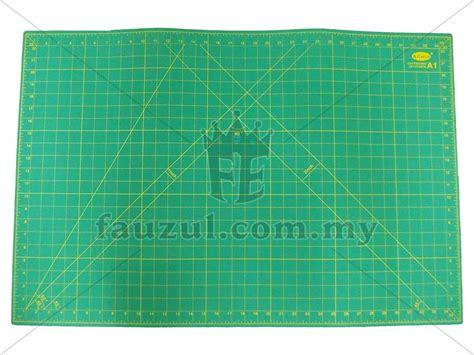 Harga Cutting Mat A1 by Cutting Mat Green 2mm A1 Size Fauzul Enterprise