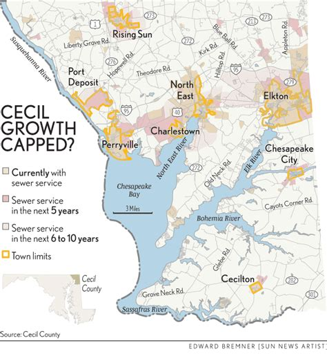 maryland map cecil county maryland map cecil county 28 images sea level rise
