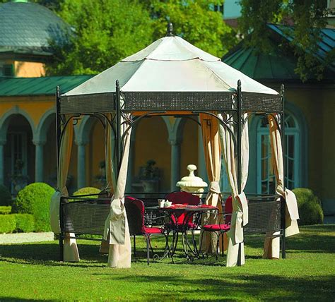 metal gazebo with curtains metal gazebo costco gazeboss net ideas designs and