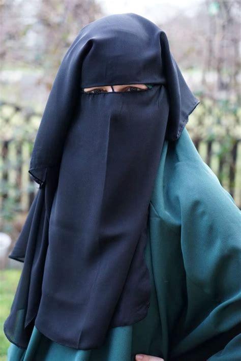 Khimar Raya Soft Jilbab 814 best niqab styles images on niqab
