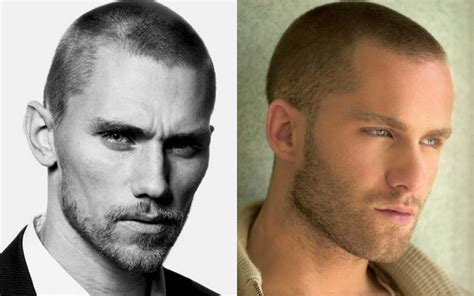 oblong face shape male pattern baldness 10 best military and army haircuts for men the trend spotter