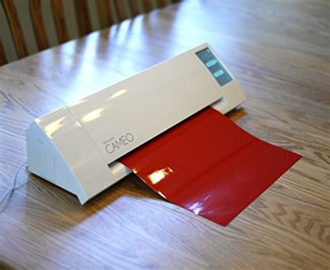 is cricut printable vinyl permanent 35 pack self adhesive vinyl sheets permanent for cricut