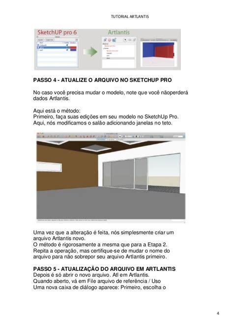 tutorial sketchup artlantis 59994319 tutorial artlantis sketchup pt br