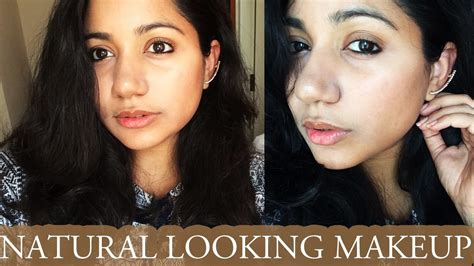 natural everyday makeup tutorial for school natural everyday makeup tutorial back to school natural