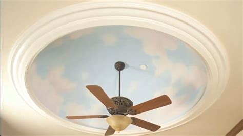 how to paint clouds for a ceiling mural curious com