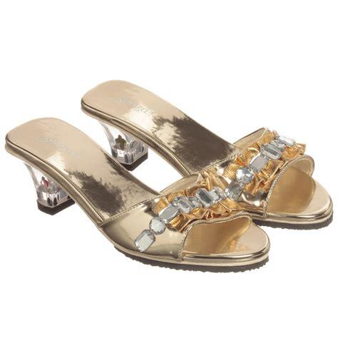 costume shoes souza gold costume shoes childrensalon