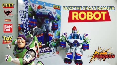 Mainan Anak Robot Buzz Light Year Toys Story 4 Termurah story robot buzz lightyear megazord トイ ストーリー 超合体