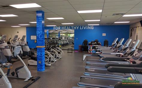 auburn wa fitness center signs   ymca