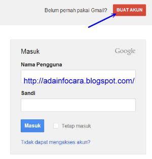 membuat email google mail gmail akun youtube apps