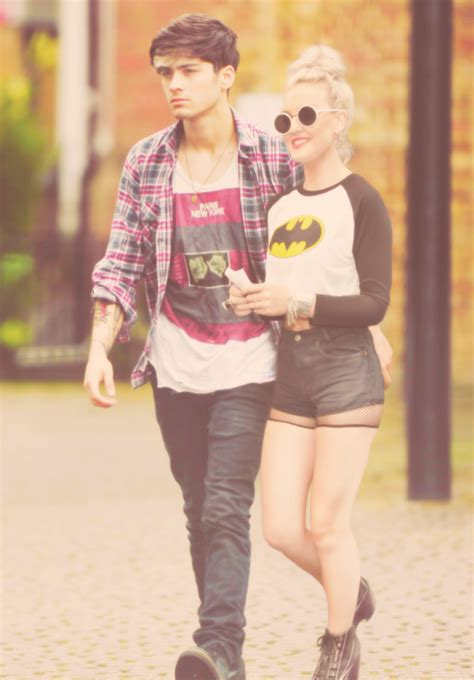 Zayn is currently dating perrie edwards since june 2012