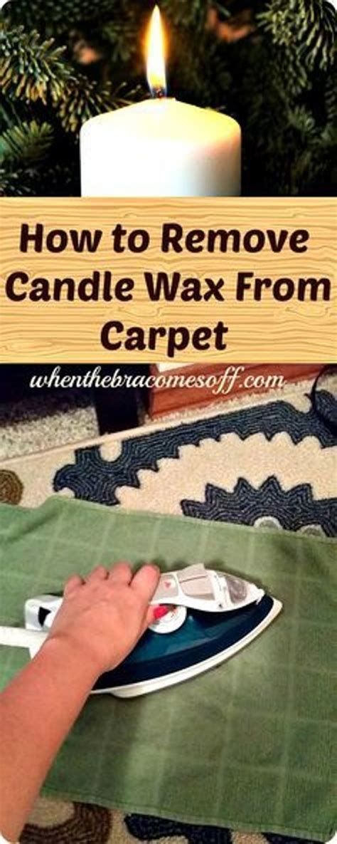 how to remove candle wax from a rug how to remove candle wax from carpet my daily time health fashion food drinks
