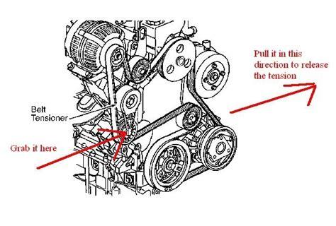 2003 oldsmobile alero engine diagram 2000 oldsmobile alero serpentine belt diagram elwakt
