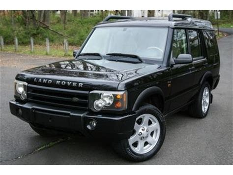 how cars run 2004 land rover discovery navigation system sell used 2004 land rover discovery se7 florida car navigation low miles loaded in feasterville