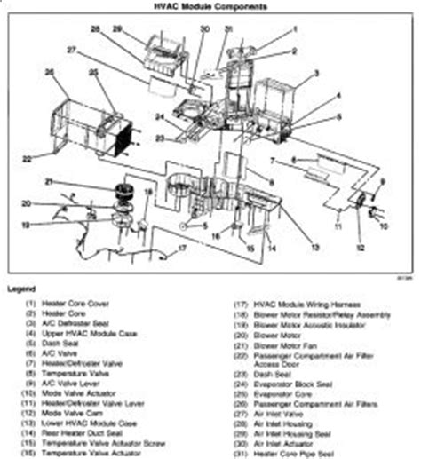 2002 Chevy Silverado Cabin Air Filter by 2002 Chevy Silverado Cabin Air Filter Replacement Interior