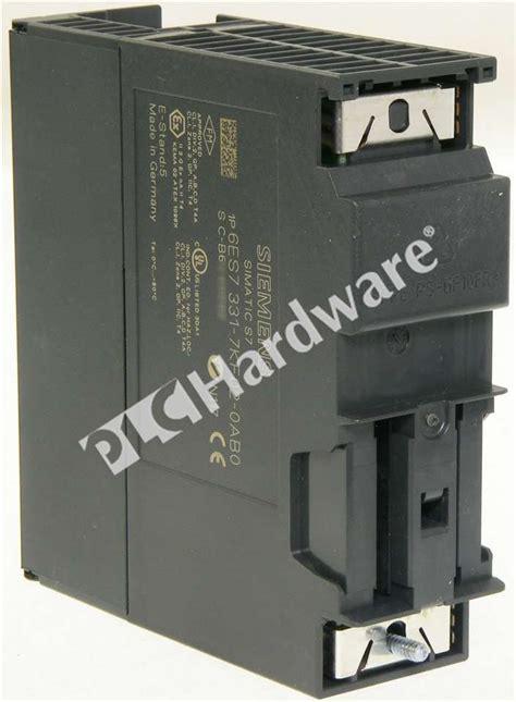 Siemens Simatic S7 300 6es7331 7kf02 0ab0 new siemens 6es7331 7kf02 0ab0 6es7 331 7kf02 0ab0 simatic