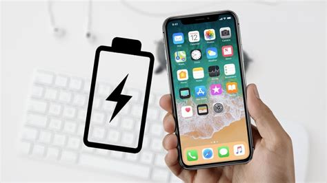 Iphone 0 Percent Battery How To View Iphone X Battery Percentage