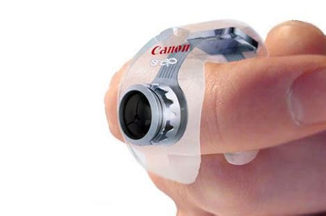 ten creative camera concepts | yanko design
