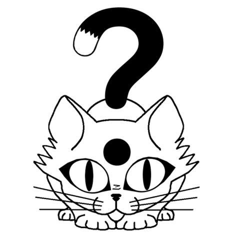 funny cat question mark | www.pixshark.com images