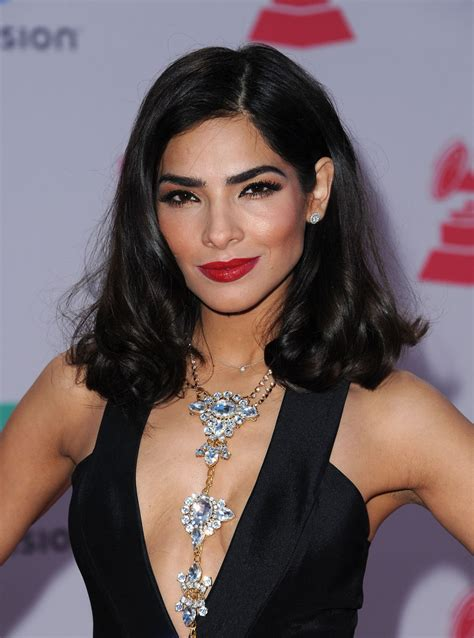 alejandra tv alejandra espinoza at 2015 latin grammy awards in las