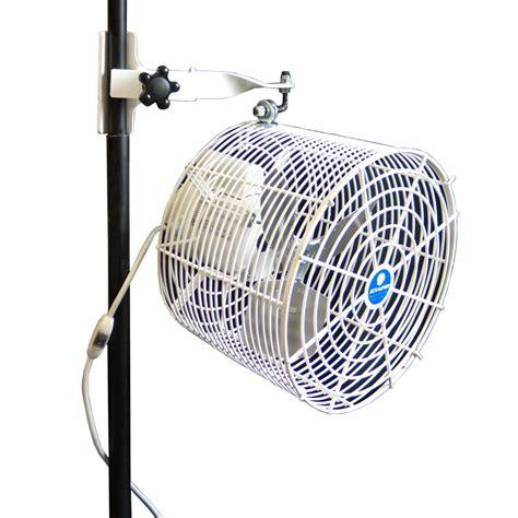 air circulation fans home 20 quot versa kool air circulation fan multi bracket mount