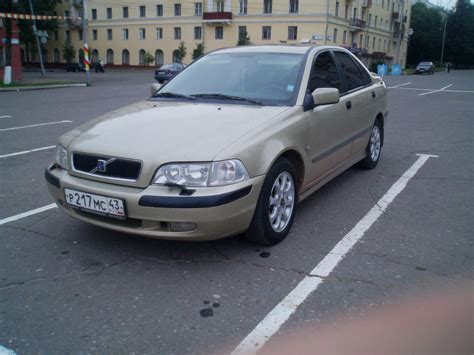 2001 volvo s40 pictures 1800cc gasoline ff manual for