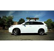 2014 Custom Mitsubishi Outlander Winter Build By H360  2015 Out