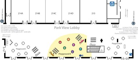 Layout Floor Plan park view lobby playgrounds floorplan