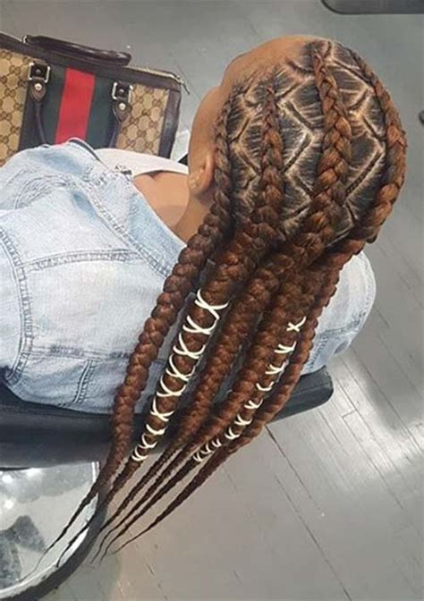 braided hairstyles zig zag 53 goddess braids hairstyles tips on getting goddess