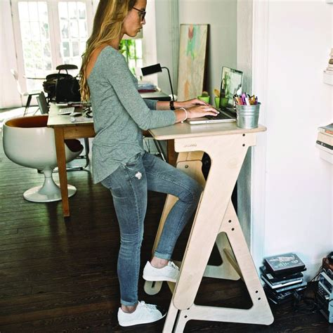best stand up desk images on home office desk