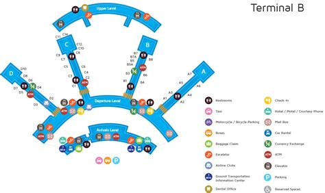 airport terminal map terminal maps laguardia airport