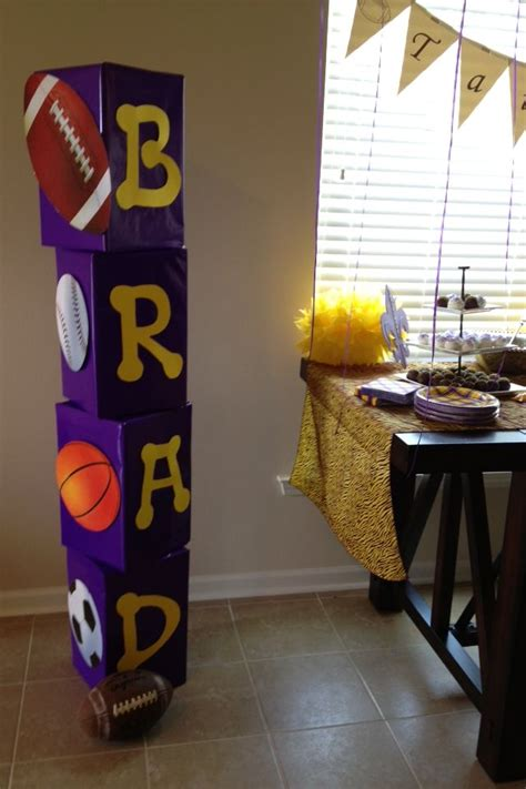 1000 ideas about baby shower sports on boy