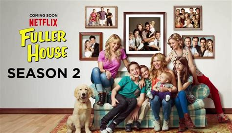 House New Season by Fuller House Renewed For Season 2 Whats On Netflix