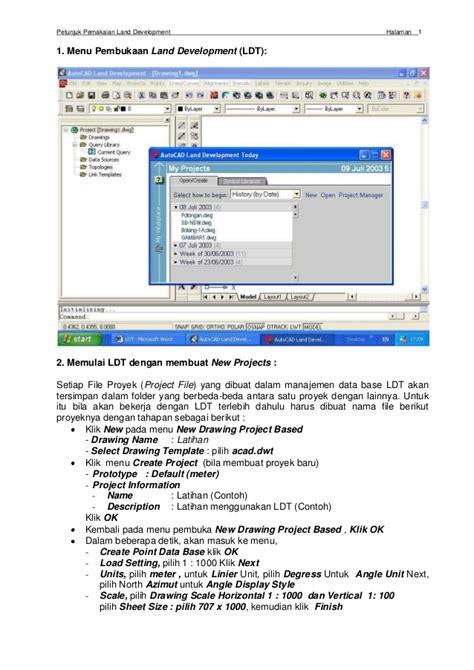 tutorial autocad land development tutorial cad ld
