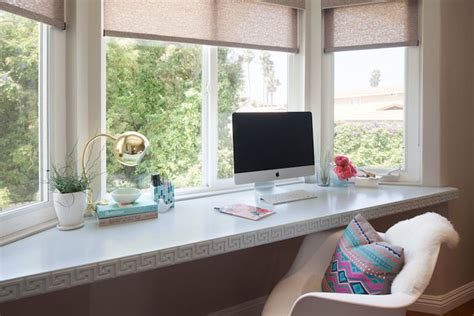 Computer Desk Bay Window How To Be More Productive 11 Designing Tips For Your Home Office