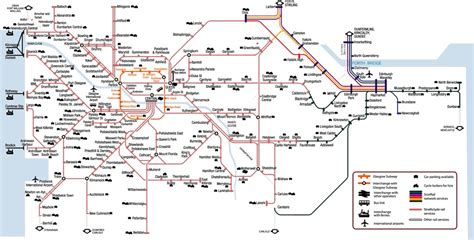 scotrail map scotrail network map maplets