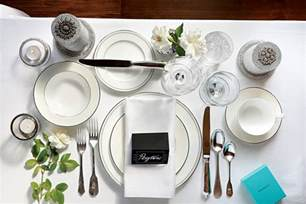 table settings for dinner table setting how to set a proper table