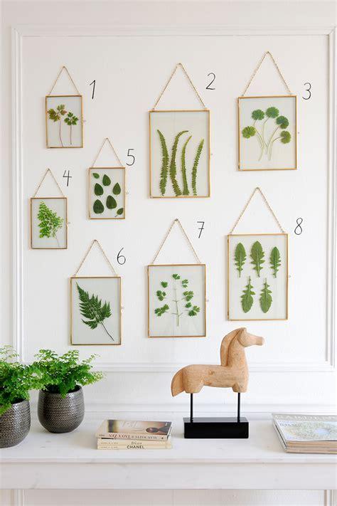 decorar hojas secas c 243 mo decorar con cuadros de hojas secas