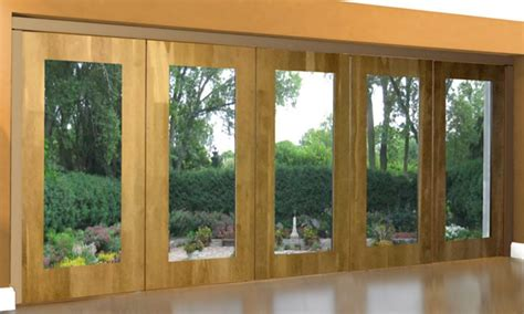 wood sliding patio doors wooden sliding doors non warping patented wooden pivot