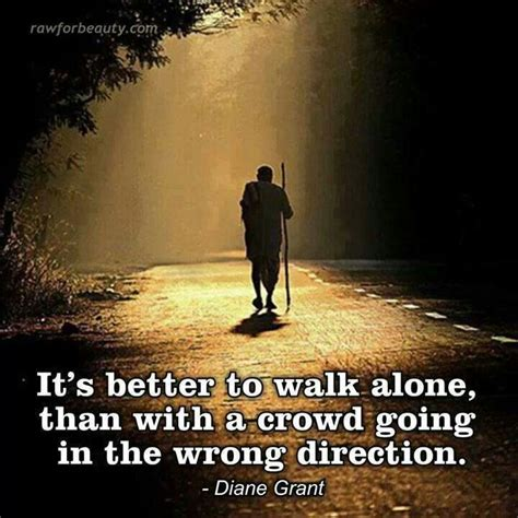 Is It Better To Go Into Industry Or Do Mba by It S Better To Walk Alone Than With A Crowd Going In The